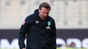 Bundesliga, the second tier of the. Relegation Playoff Werder Bremen Retain Bundesliga Status On Away Goals Sports German Football And Major International Sports News Dw 06 07 2020