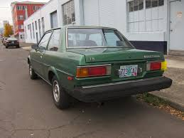 THE STREET PEEP: 1981 Toyota Corolla