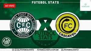 Como assistir Coritiba x FC Cascavel Futebol AO VIVO – Campeonato Paranaense  2021 - Futebol Stats