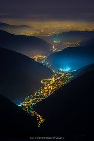 Valley Of Lights In Italy Valley Of Lights Italy In 2020 Places To Travel Wonders