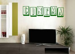 Small Picture 32 Home Cinema Wall Art Home Theater Decor Details About Home