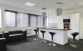 modern office interior. Case Study: High Class, Modern Office Design Interior A