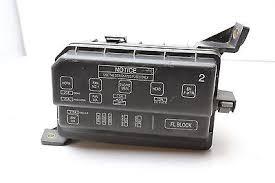 93 94 95 96 97 corolla 82672 02020 fusebox fuse box relay unit 1992 toyota corolla fuse box diagram at 93 Corolla Fuse Diagram