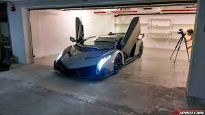 Meet the First Lamborghini Veneno in the U.S. - GTspirit