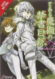 Index Light Novel Certain Magical Index Light Novel Sc Vol 22 C 1 1 2