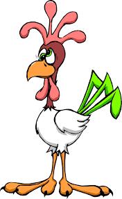 chicken clipart. Exellent Chicken Cartoon Chickens  ClipArt Best With Chicken Clipart O