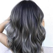 Hairstyle Color charcoal hair color popsugar beauty 6963 by stevesalt.us