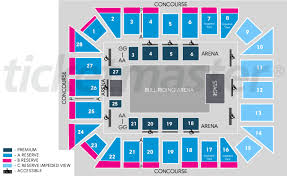 Win Entertainment Centre Wollongong Tickets Schedule