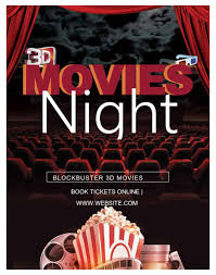 Free Movie Night Flyer Templates 037 Free Movie Night Flyer Template Poster 1920x2437 Unusual