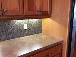 2 diffe types of countertops in kitchen types of countertops
