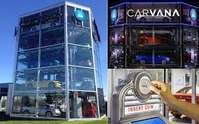 Car Vending Machine Nashville Impressive November 48th 48 The Future Of Car Buying The Cellar