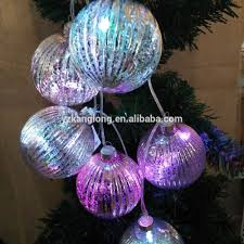 Mercury Glass String Lights 4 Inches 3aa Battery Hanging Mercury Glass Ball With Color Changing Led String Lights 6pcs Set Buy 4 Inches 3aa Battery Hanging Mercury Glass Ball
