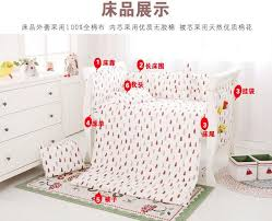 toddler crib bedding set baby bed per sheets bedding sets for kids baby cot pers pillow