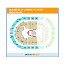 Infinity Center Duluth Seating Chart Infinite Energy Center Infinite Energy Arena Events And