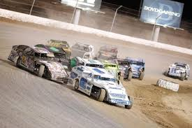 Dirt Track Tracks Las Vegas Motor Speedway