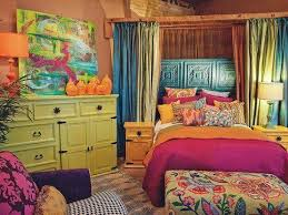 colorful furniture. a colourful boudoir with solid wood furniture colorful