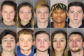 Ballston In The Gazette Underage 13 Daily Party After Arrested