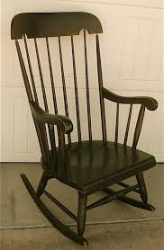 white wooden rocking chair. Wood Rocking Chair Indoor White Wooden Solid Chairs For Adults H