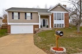Split Level Homes Home Planning Ideas - Split level exterior remodel