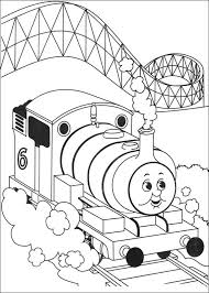 thomas_de_trein_40 kids n fun com 56 coloring pages of thomas the train on coloring thomas and friends