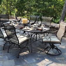 Wrought Iron Patio Furniture Sets  FoterWrought Iron Outdoor Furniture Clearance