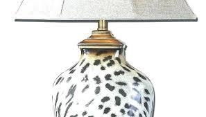 lamp shades sage lamp shade cheetah animal print table shades green