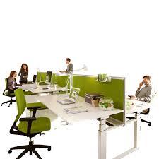 Temptation Twin Bench Desks | Office ideas | Pinterest | Twins ...
