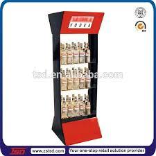 Bar Bottle Display Stand Tsdm100 Custom Retail Store Pos Floor Ciroc Vodka Bottle Display 71