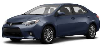 Amazon.com: 2015 Toyota Corolla Reviews, Images, and Specs: Vehicles