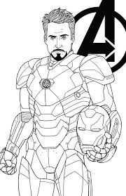 Free printable iron man coloring pages for kids. Coloring Pages Iron Man Print Superhero Marvel For Free