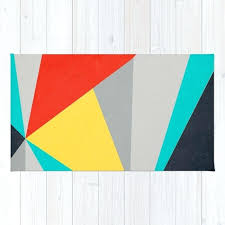 circo color block area rug uniquely modern rugs aggressive by cleaning san go