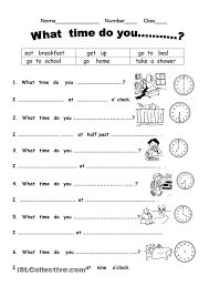 English Worksheets Ks Chapter . Although Clocks Are Mostly Digital ...