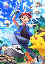 Pokemon Ash Movie (Page 1) - Line.17QQ.com