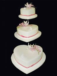 heart shaped wedding cakes pictures. name: 3-tierheart-shaped-wedding- heart shaped wedding cakes pictures