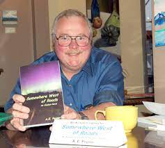 Poynor's publishing pointers — Kenai author navigates industry changes with  release of 1st novel   The Mouth of The Kenai