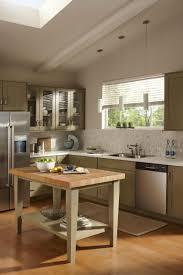 Kitchen Island Small Space Kitchen Room 2017 Astonishing Simple Green Wooden Kitchen Island