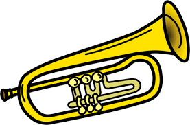 Image result for corneta desenho animado
