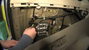 installation of a trailer wiring harness on a 2016 honda cr v etrailer com