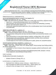 Staff Nurse Resume Format Nursing Resume Format 2016 Examples Of Resumes For Nurses Example