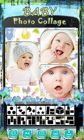 baby collage frame baby photo frame collage android apps on google play