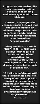 minimum wage utopia you are standing in it in the good old days everyone agreed on the employment effects of minimum wage laws