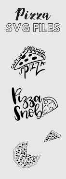 Free svg files with commercial use licenses. Pizza Svg Files Available At Designbundles Net Design Graphicdesign Graphic Design Resources Svg Design Bundles
