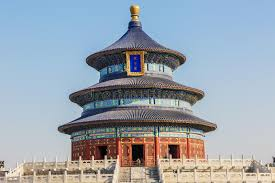 famous ancient architecture. Download Famous Ancient Architecture Of The Temple Heaven In Beijing, China Editorial Photo - N