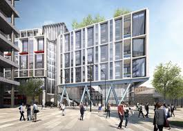 google london office. back to the drawing board for 300m google hq news construction london office