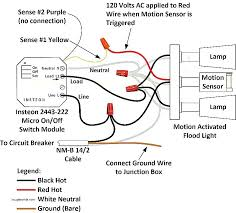 led flood light wiring diagram pertaining to on pir livingthere Motion Sensor Switch Wiring Diagram motion sensor flood light wiring diagram pir motion sensing light schematic wiring diagrams