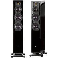 <b>Активная напольная акустика ELAC</b> Air-X 409 High Gloss Black
