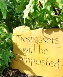 Quote Garden Impressive Creative Garden Signs Dress Up Your Yard Garden Quotes
