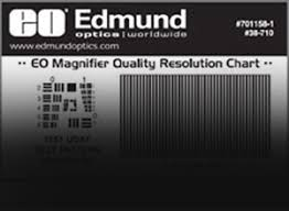 1951 Usaf Resolution Calculator Edmund Optics