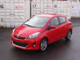 2012 Toyota Yaris SE: First Drive