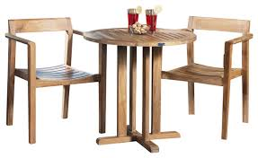 teak bistro table and chairs. remarkable teak outdoor bistro set furniture cast iron vs with idea 13 table and chairs t